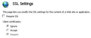 ssl settings_detail